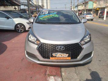 Foto numero 0 do veiculo Hyundai HB20 1.6A COMF - Prata - 2019/2019