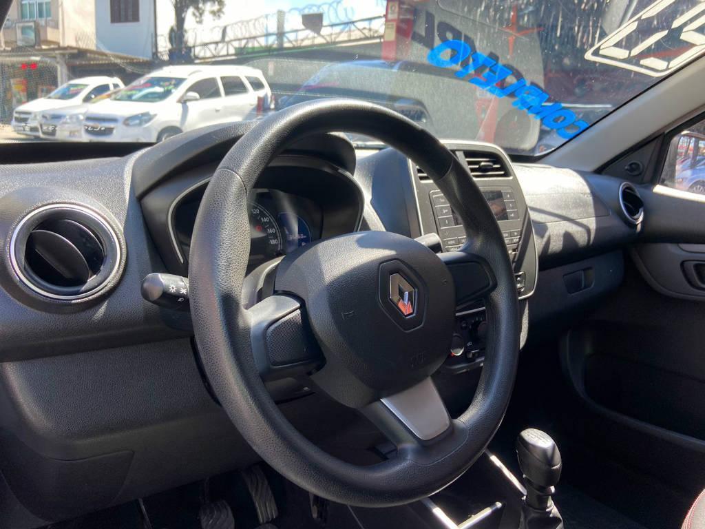 Foto numero 9 do veiculo Renault Kwid ZEN 1.0 MT - Branca - 2019/2020
