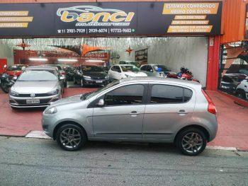 Foto numero 0 do veiculo Fiat Palio ATTRACT 1.0 - Cinza - 2012/2013